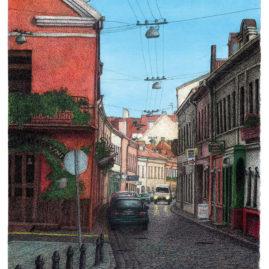 Dauksos Street