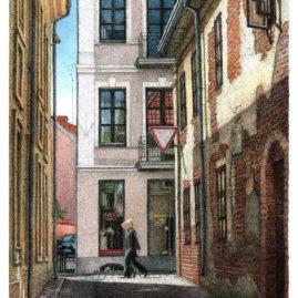 Raguvos Street