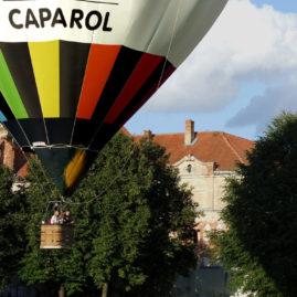 Ascending Balloon
