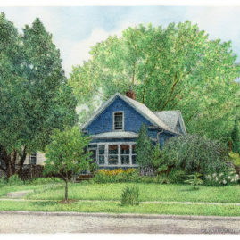 Minneapolis House (Commission)