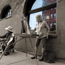 Outdoor Painters
