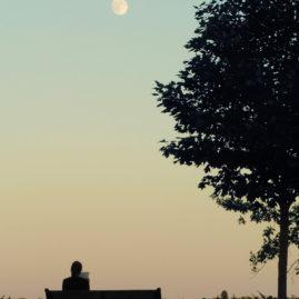 Ramsey Hill Moon (vertical)