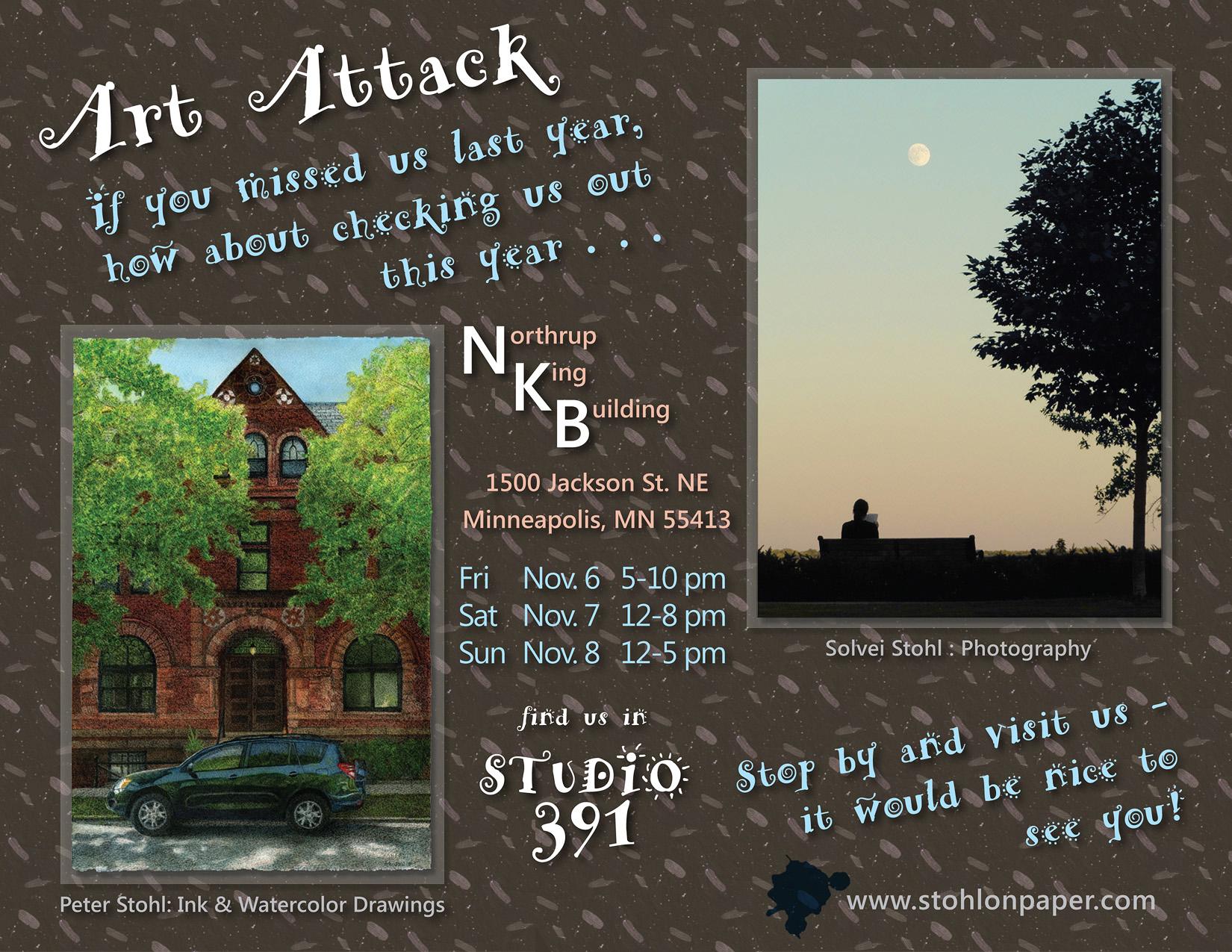 art attack 2015