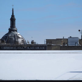 Winter Rooftops