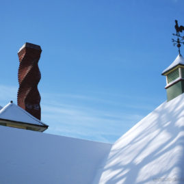 Cupola and Twisted Chimney