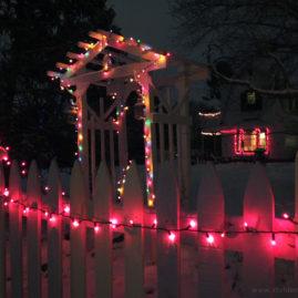 Picket Fence Lights