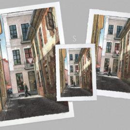 Raguvos Street – Medium
