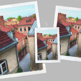 Rooftops – Small