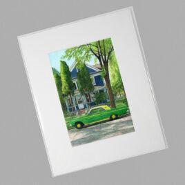 John Deere Car Sighting (Mini)