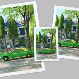John Deere Car Sighting – M