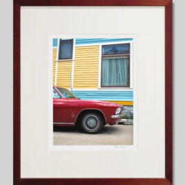 Red Corvair Small