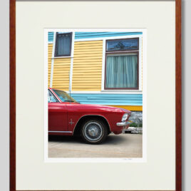 Red Corvair Large
