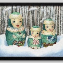 Winter Darlings Medium