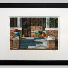 Autumn Porch Medium