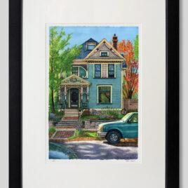 Victorian House Medium